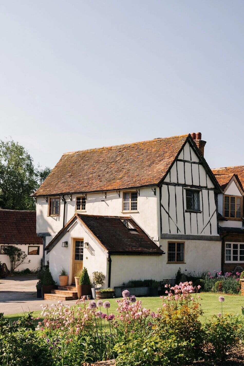 An English Farmhouse Brimming With History