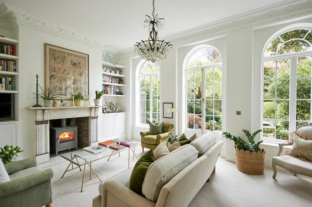 A Light-Filled Maisonette With Lovely Garden