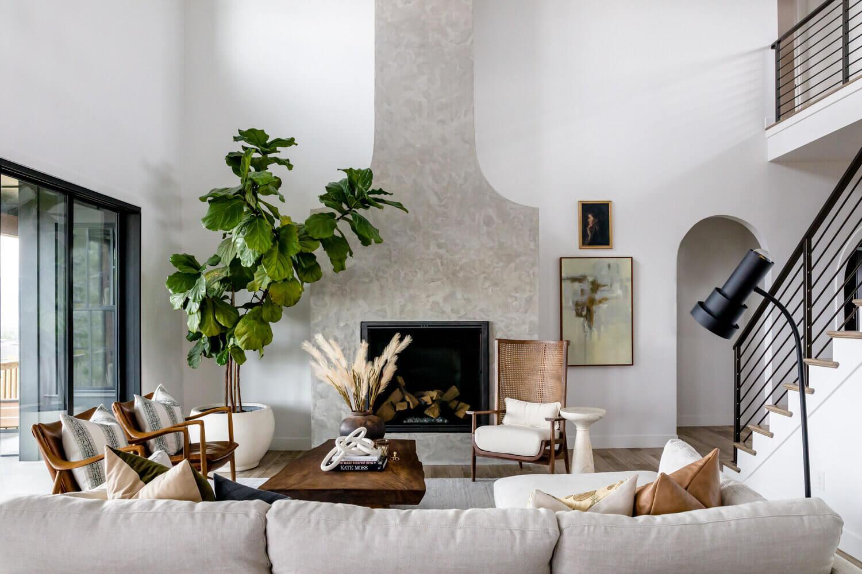 A Rustic Scandinavian Modern Home in Utah