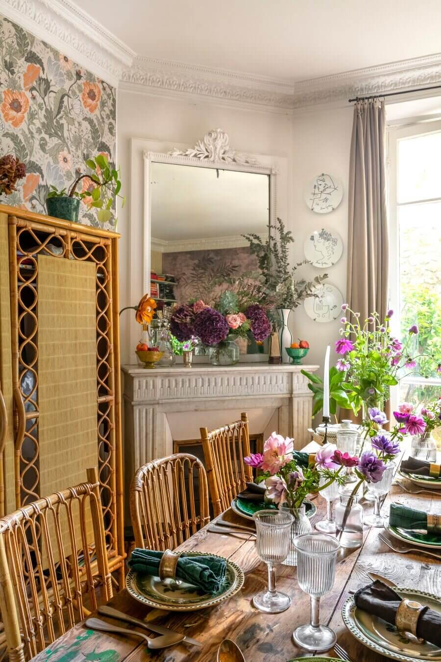 small-bohemian-apartment-paris-nordroom