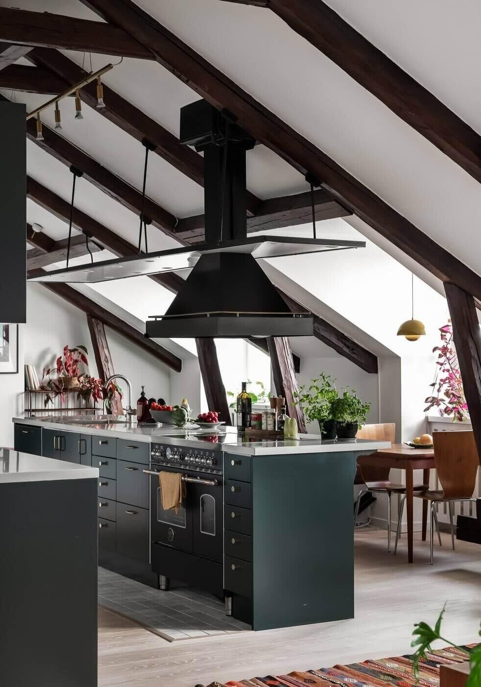 dark-green-kitchen-cabinets-kitchen-island-nordroom