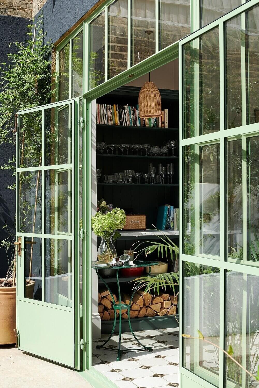 green-devol-kitchen-mint-green-window-frames-nordroom