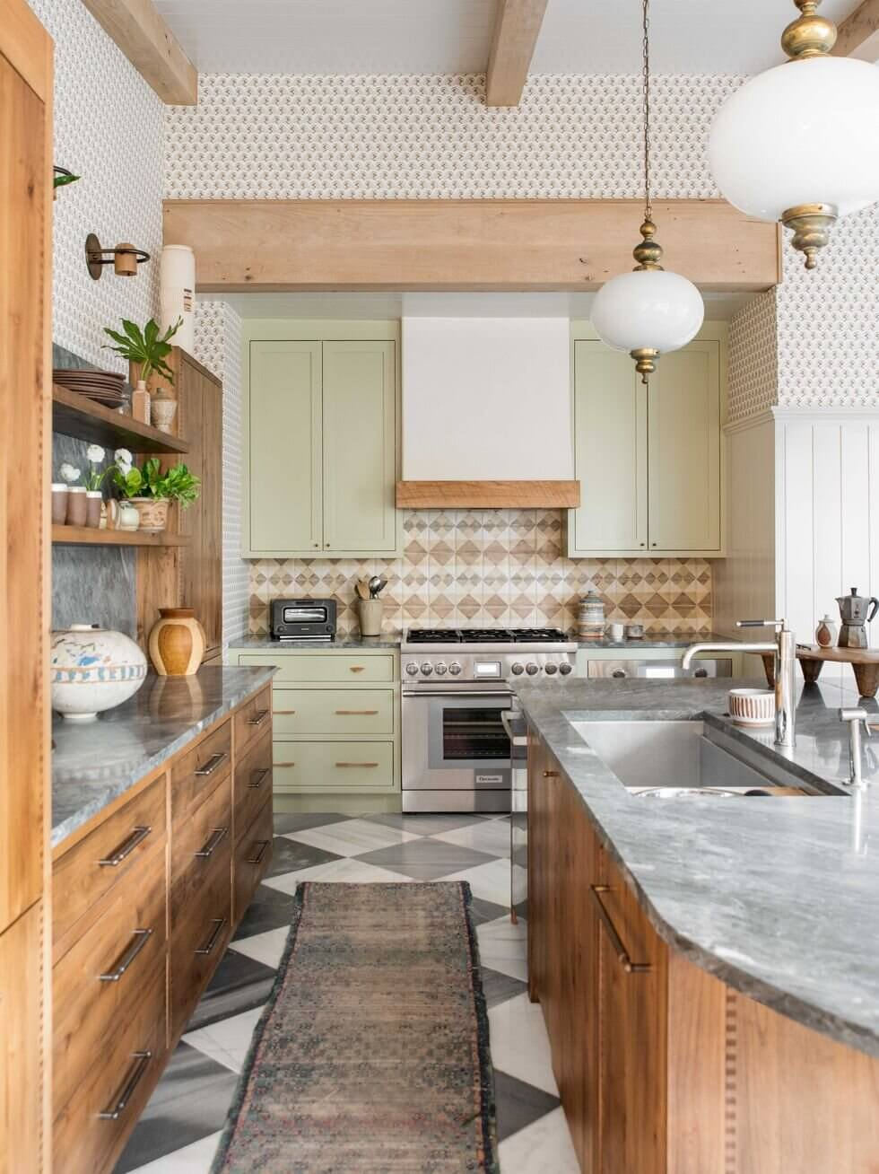 light-green-kitchen-wooden-cabinets-nordroom