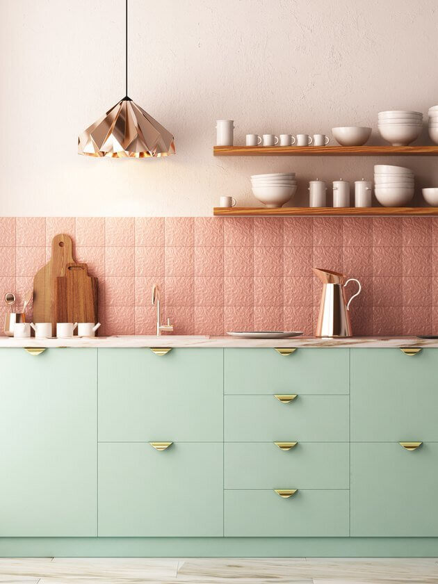 mint-green-kitchen-cabinets-pink-tiles-nordroom