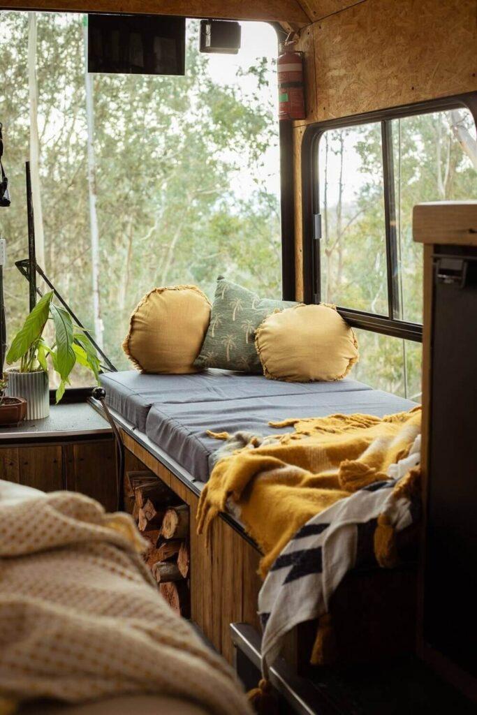 converted-school-bus-stylish-airbnb-tasmania-nordroom