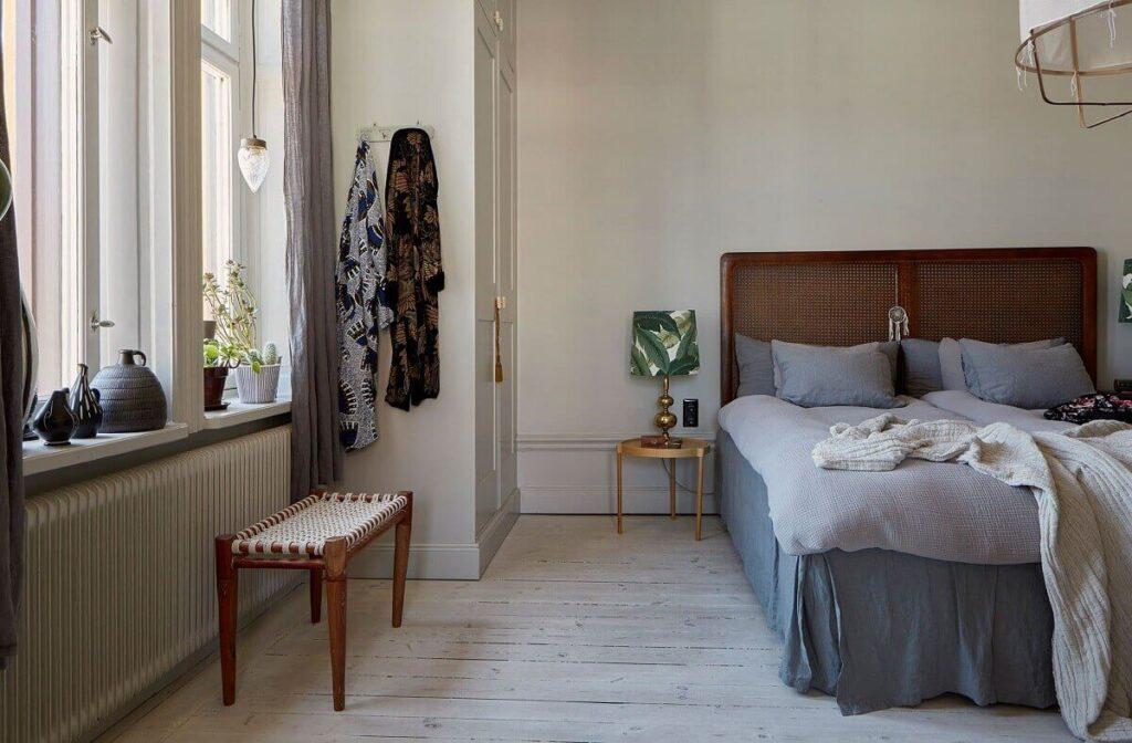 scandinavian-bedroom-cane-headboard-nordroom