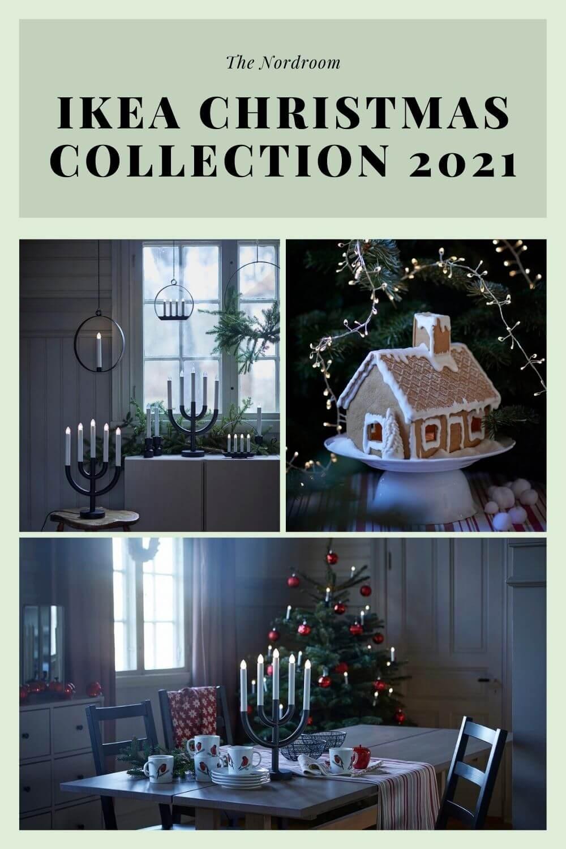 IKEA Christmas Collection 2021