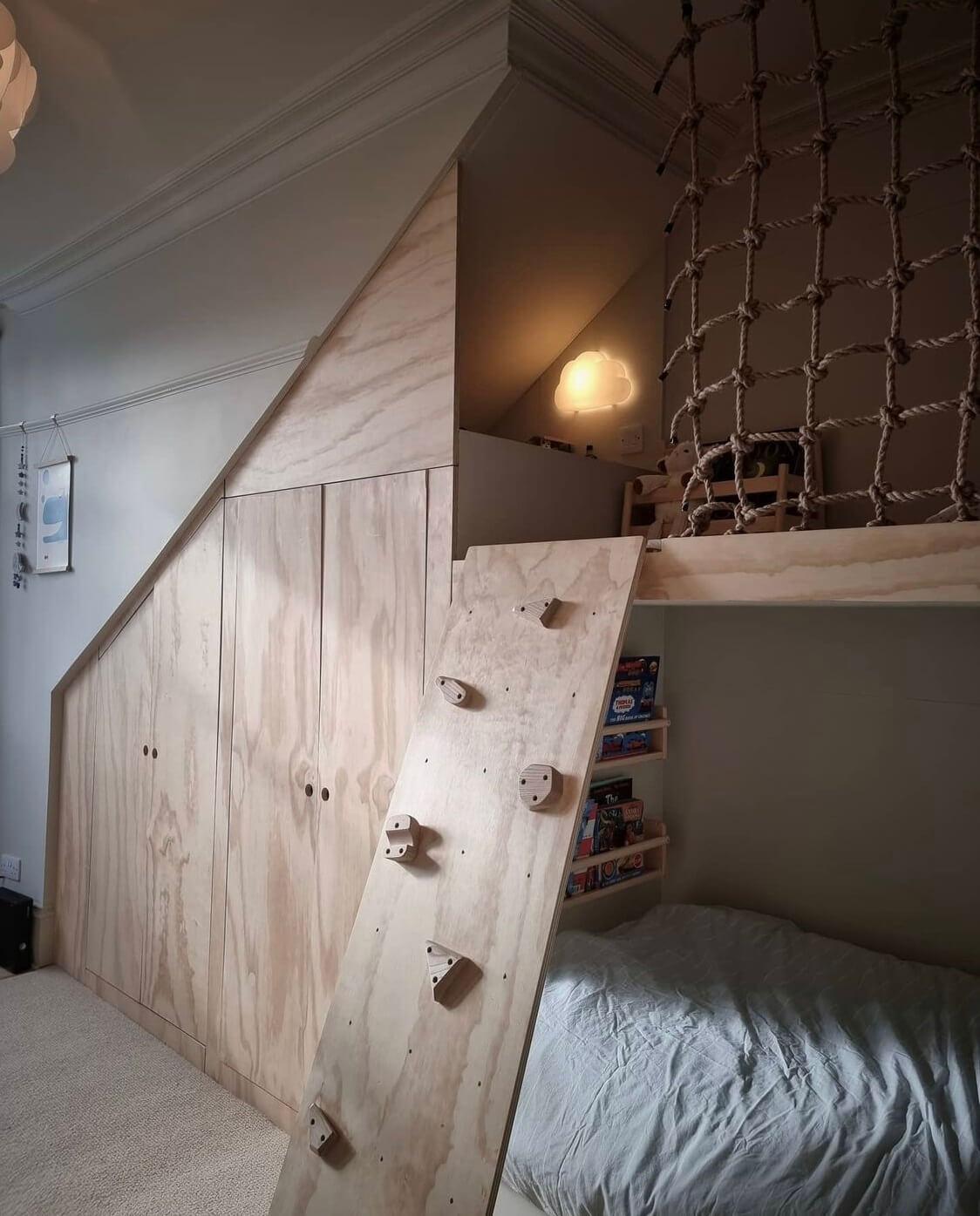diy-kids-bedroom-bunk-beds-victorian-home-nordroom