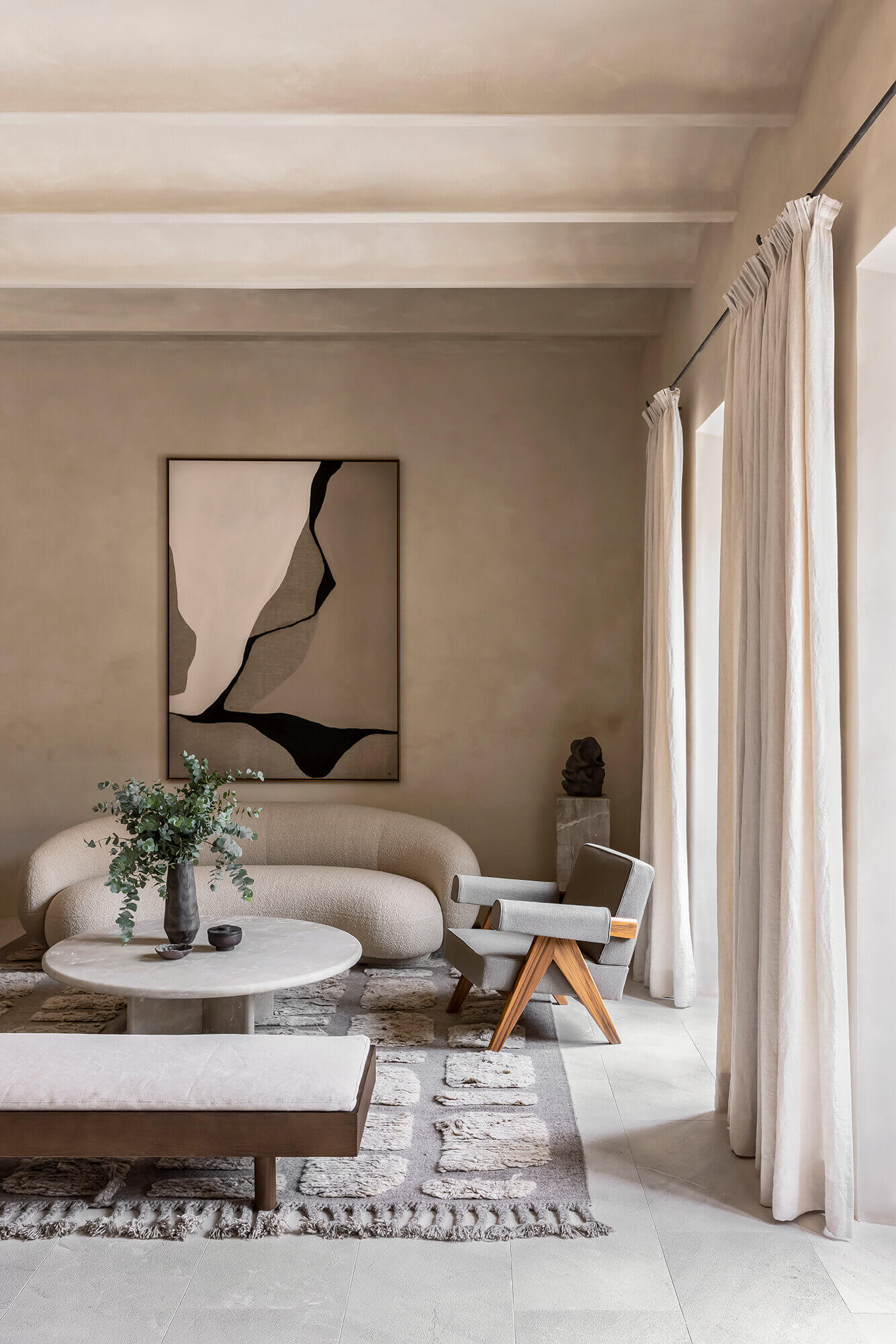 A Renovated Historic Townhouse on Mallorca