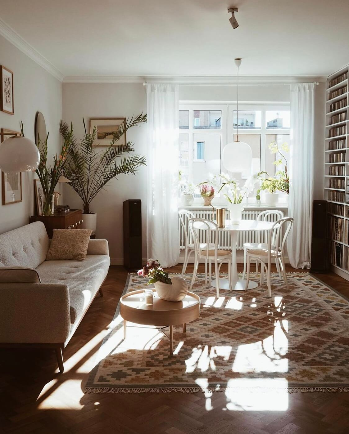 A Warm Scandinavian-Inspired Home in Poland