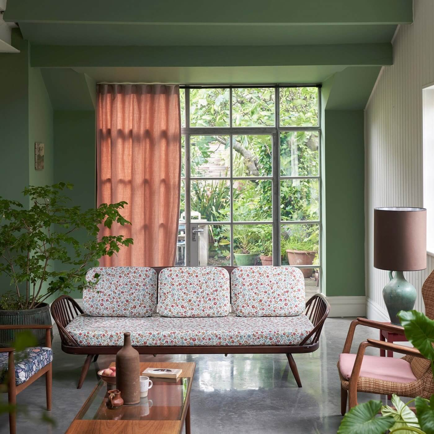 A New Collection by Farrow & Ball and Liberty