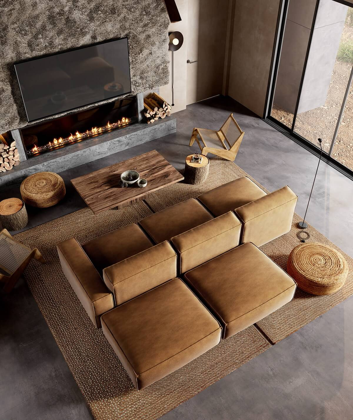 A Modern Rustic Home in Joshua Tree National Park